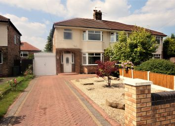 Thumbnail 3 bed semi-detached house for sale in Honeys Green Close, Liverpool