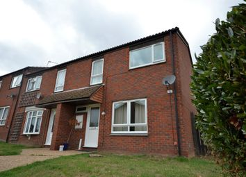 Thumbnail 3 bed end terrace house for sale in Fountains Close, Eastbourne