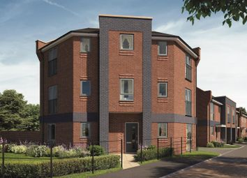 Thumbnail 4 bed detached house for sale in Portman Road, Reading