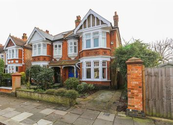 Thumbnail 4 bed property for sale in Oakley Avenue, Ealing, London