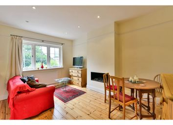 Thumbnail 4 bed flat to rent in Llanvanor Road, London