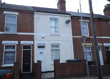 Thumbnail 3 bed terraced house to rent in St Margarets Road, Stoke, Coventry