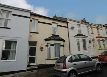Thumbnail 3 bedroom terraced house for sale in St Aubyn Avenue, Plymouth
