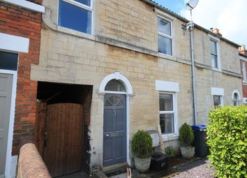 Thumbnail 2 bed terraced house to rent in Waterworks Road, Trowbridge