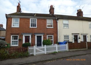 Thumbnail 2 bedroom terraced house to rent in Fair Close, Beccles