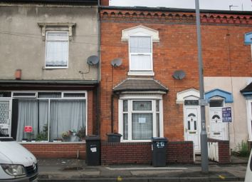 Thumbnail 4 bed terraced house to rent in Witton Road, Aston