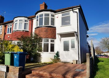 Thumbnail 4 bed end terrace house to rent in Marlborough Hill, Harrow