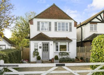 Thumbnail 3 bed detached house for sale in Downside Common Road, Downside, Cobham, Surrey