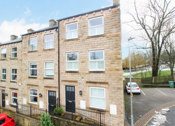 Thumbnail 4 bed town house for sale in Woodland View, Thongsbridge, Holmfirth