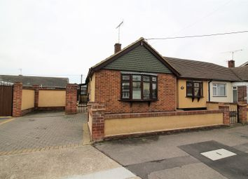 Thumbnail 3 bed semi-detached bungalow for sale in Gainsborough Avenue, Canvey Island
