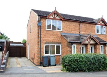 Thumbnail 3 bed semi-detached house for sale in Seacroft Close, Grantham