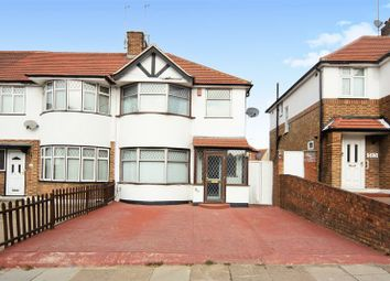 Thumbnail 3 bed end terrace house for sale in Oldfield Lane North, Greenford