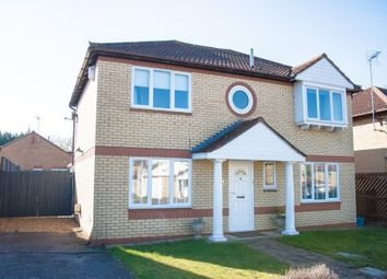 Thumbnail 4 bedroom detached house to rent in White Horse Drive, Emerson Valley, Milton Keynes