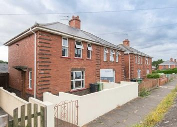Thumbnail 3 bed semi-detached house for sale in Chestnut Avenue, Exeter