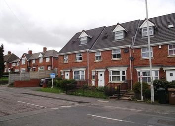 Thumbnail 1 bedroom end terrace house to rent in Hospital Street, Walsall