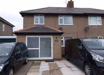 Thumbnail 3 bed semi-detached house for sale in Sea View Villas, Cramlington