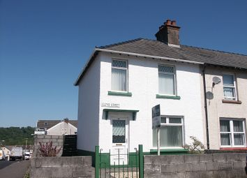 Thumbnail 2 bed end terrace house for sale in 40 Illtyd Street, Neath, West Glamorgan.
