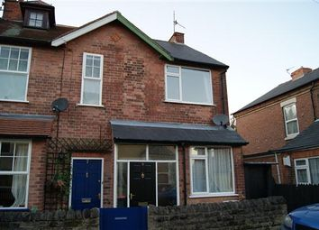 Thumbnail 2 bed end terrace house to rent in Querneby Road, Mapperley, Nottingham