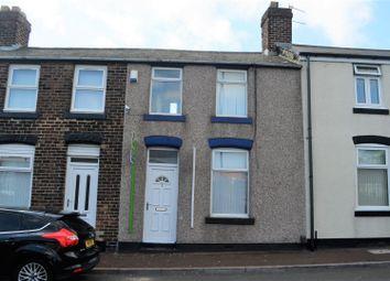 Thumbnail 2 bedroom terraced house for sale in Swan Street, Monkwearmouth, Sunderland
