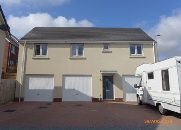 Thumbnail 2 bed flat to rent in Chariot Drive, Newton Abbot