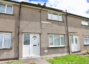Thumbnail 2 bed terraced house for sale in Fir Tree Close, Gurnos, Merthyr Tydfil