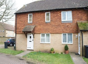 Thumbnail 1 bed terraced house to rent in Bicknor Road, Maidstone