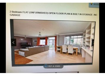 Thumbnail 2 bed flat to rent in Rectory Road, Beckenham
