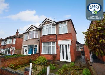 3 bed semi-detached house for sale in Purefoy Road, Cheylesmore, Coventry CV3