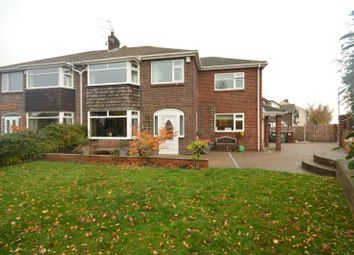 4 bed semi-detached house for sale in Upper Carr Lane, Calverley, Pudsey, West Yorkshire LS28