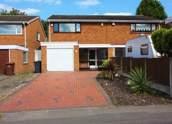Thumbnail 3 bed semi-detached house to rent in School Street, Willenhall