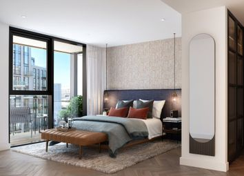 Thumbnail 1 bed flat for sale in Merino Wharf, London Dock, Wapping