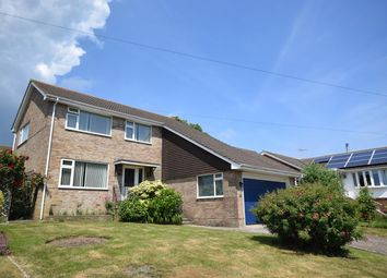 Thumbnail 4 bed detached house for sale in Greenham Drive, Seaview