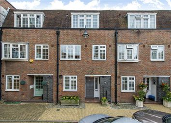Thumbnail 5 bedroom mews house for sale in Browning Close, London