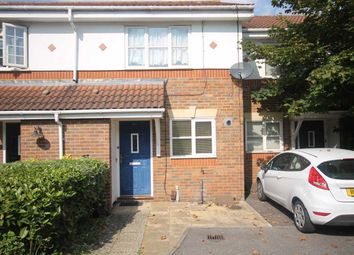Thumbnail 1 bed terraced house to rent in Tollgate Drive, Hayes