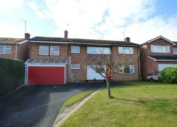 Thumbnail 5 bed detached house for sale in St. Marys Crescent, Alfrick, Worcester