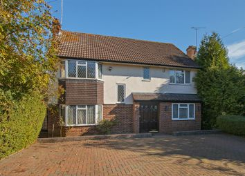 5 bed detached house for sale in Bishops Avenue, Elstree, Borehamwood WD6