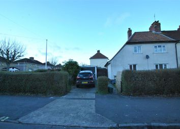 Thumbnail 3 bed semi-detached house for sale in Crossways Road, Knowle, Bristol