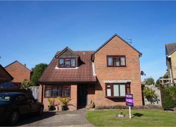 Thumbnail 4 bed detached house for sale in Kingfisher Close, Newport