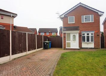 Thumbnail 3 bed detached house for sale in Falstone Close, Warrington