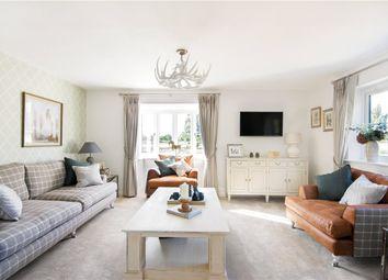Thumbnail 3 bed terraced house for sale in Gardener Crescent, Fenstanton, Huntingdon, Cambridgeshire