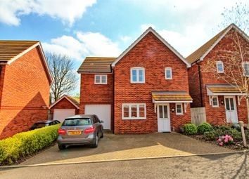 Thumbnail 4 bed property for sale in Woods Way, Buntingford