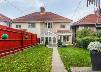 Thumbnail 3 bed semi-detached house for sale in Airport Road, Hengrove