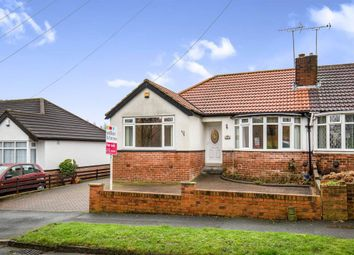 Thumbnail 3 bed semi-detached bungalow for sale in Vesper Lane, Kirkstall, Leeds
