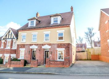 3 bed town house for sale in Hebbes Close, Kempston, Bedford MK42
