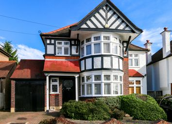 Thumbnail Detached house for sale in Mount Stewart Avenue, Kenton, Harrow