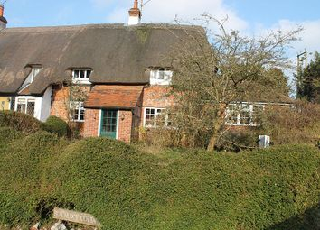 Thumbnail 3 bed cottage for sale in Box Hedge Cottage, Main Street, Chaddleworth, Newbury, Berkshire