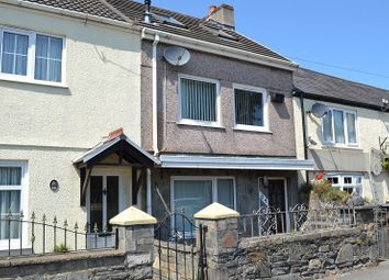 3 bed terraced house for sale in Ystrad Road, Fforestfach, Swansea SA5