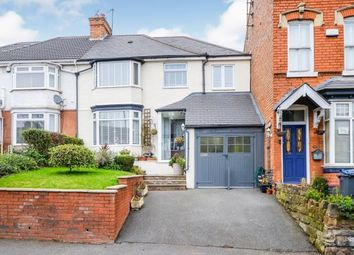 Thumbnail 5 bed semi-detached house for sale in Warwick Road, Acocks Green, Birmingham, West Midlands