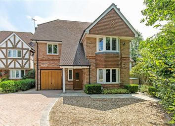 Thumbnail 4 bed detached house to rent in Alexander Place, Oxted, Surrey