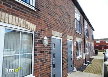 Thumbnail 2 bed terraced house to rent in Grosvenor Mews, Beverley Road, Hull